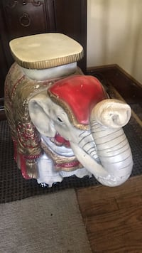 Elephant statue Capitol Heights, 20743