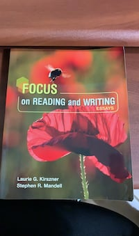 FOCUS on reading and writing essays