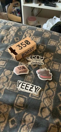 Lot of set Adidas Yeezy V2 350 Stickers