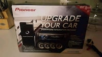 Pioneer bluetooth receiver with speakers  Mobile, 36608
