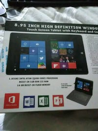 On Sale Windows 10 Tablet with Keyboard  Long Beach, 90806