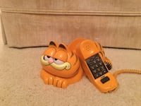 VINTAGE-TYCO-GARFIELD-THE-CAT-LANDLINE-TELEPHONE COLLECTIBLE  Vienna, 22182