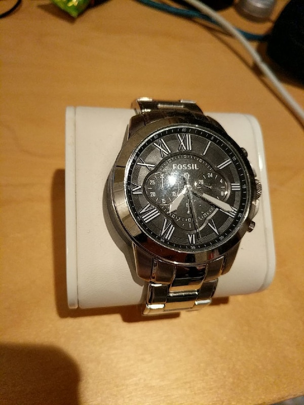 Fossil Q watch