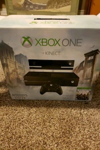 Xbox one with kinect Pickering, L1X 1Z1