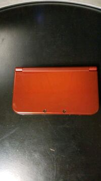 Nintendo New 3DS XL, 3 Games, Case, and Charger