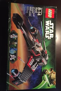Star Wars LEGO never opened 550 pieces