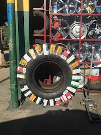 Crossfit Gym Workout Tires