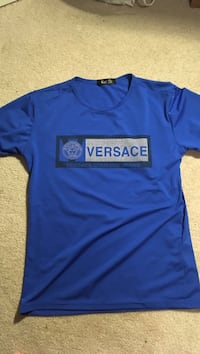 Blue Versace T-Shirt (Small) Mississauga, L5N 7S9