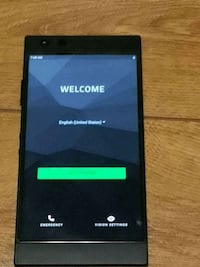 FOR TRADE OR SALE ASAP.  RAZER PHONE 2 GAMING PHONE 8GB RAM 64GB STORA