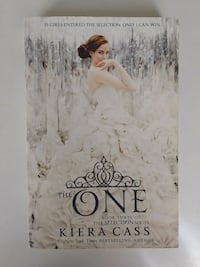 The One by Kiera Cass book Mississauga, L5B
