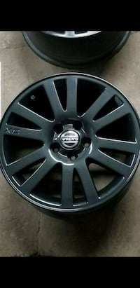 "Volvo OEM 17"" Wheels"