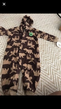Two Child Of Mine Winter Footie Size 18 Month Alexandria, 22315