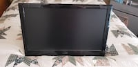 23 inch Coby television w/ 2 hinge articulating wall mount