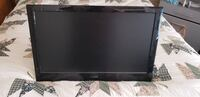 23 inch Coby television w/ 2 hinge articulating wall mount HENDERSON