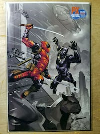 Black Panther Vs Deadpool 1 (9.4) PX Exclusive Upper Marlboro, 20774