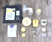 Electric breast pump set New Westminster, V3M