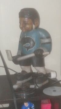 wood hockey player Vancouver