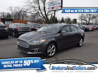 2015 Ford Fusion SE Taylor