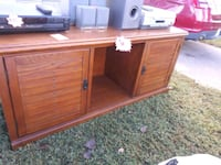 Entertainment Center, price is negotiable. Norfolk, 23503