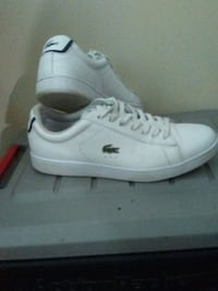 Mens lacost shoes size 10