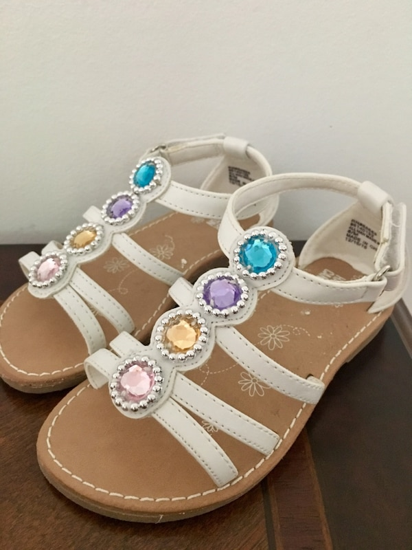 NEW Harper Canyon Girl sandals-size 8
