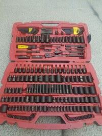 Socket set  Edmonton, T6C 2P5