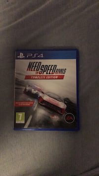 Need For Speed Rivals 6244 km