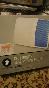 Brand new gel pillow.