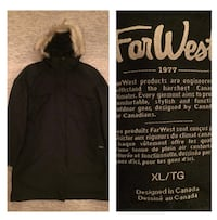 Ladies Farwest Jacket  Edmonton, T6K
