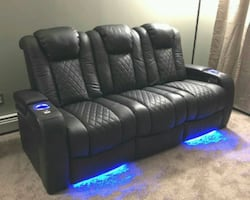 Entertainment couch