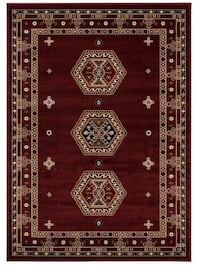 New Bokhara design rug nice red carpet Persian style rugs and carpets Burke, 22015