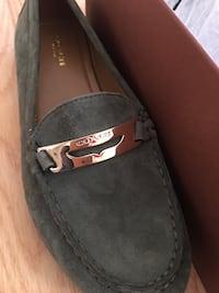 Coach Loafers (New) 7 1/2 Olive Green Germantown, 20874