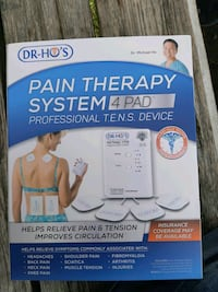 DR HO 4-PAD PAIN THERAPY SYSTEM Calgary, T2N 4W4