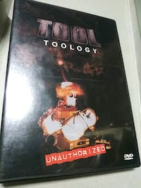 Tool Toology dvd
