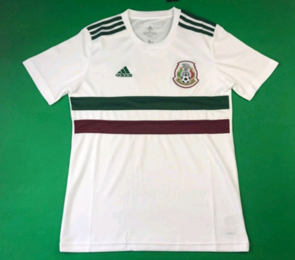 adac611f9 Used Mexico jersey white for sale in Davie - letgo