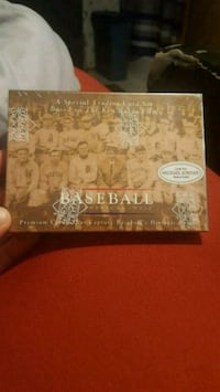 Baseball upper deck the American epic new set Jessup, 20794