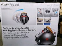 Dyson Big Ball brand new in the box with extra clean set. Calgary, T2Y 2X4