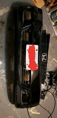 09 Honda civic front bumper 3 months used Mississauga, L5M