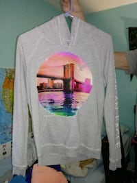 American Eagle Hoodie East China Township, 48054