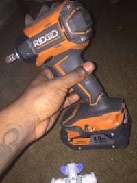 Ridgid drill Battery pack included Alexandria