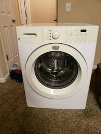 white front-load clothes washer Nashville, 37013