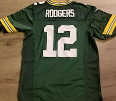 Packers #12 Rodgers mens xxl Jersey