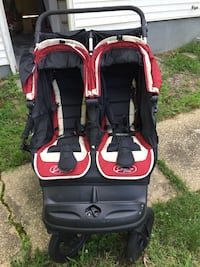 Black and red  twin stroller Toms River, 08753