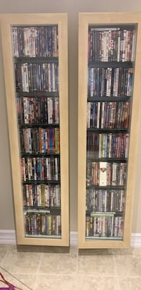 Movies & Wall Cases Bradford West Gwillimbury, L3Z 3T4