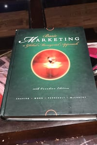 Basic Marketing a Global Managerial Approach 10th Canadian Edition Vaughan, L4K 2N9
