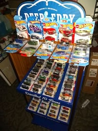 Hot wheels 1$ a car or 125 for the lot of 150 cars Bondurant, 50035