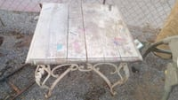 Antique Victorian patio tables  Tucson, 85705