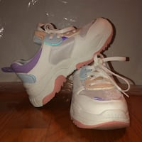 chunky pastel sneakers Montgomery Village, 20886