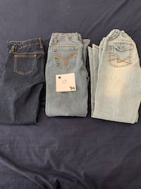 Size 10 girls jeans Frederick, 21702