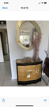 Living Room Stand And A Mirror  Boca Raton, 33496